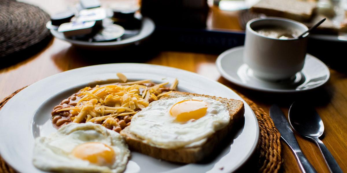 'Van een goed ontbijt ga je harder werken'