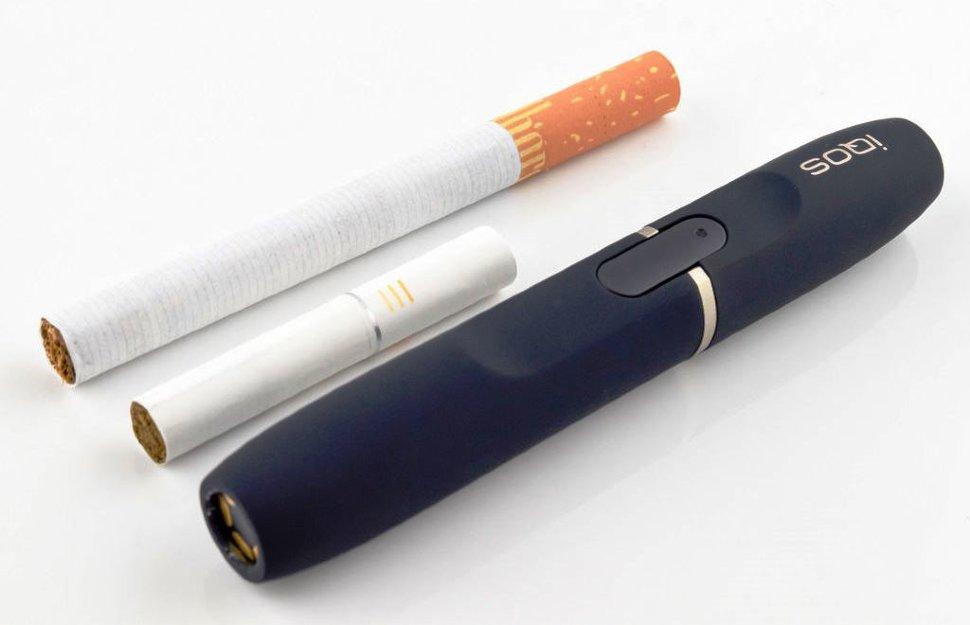Roken zonder rook is zo veilig nog niet