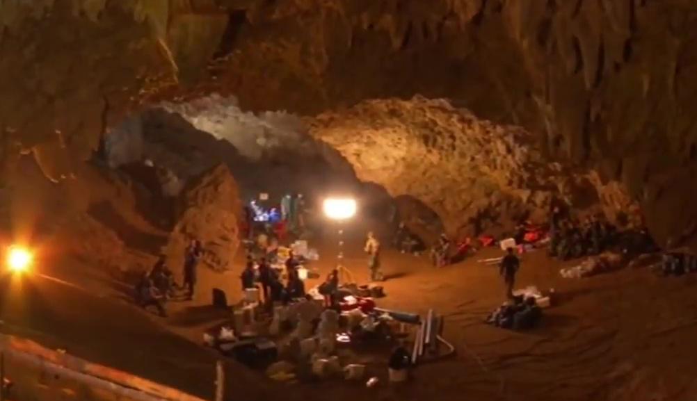 Iedereen uit de Thaise grot bevrijd