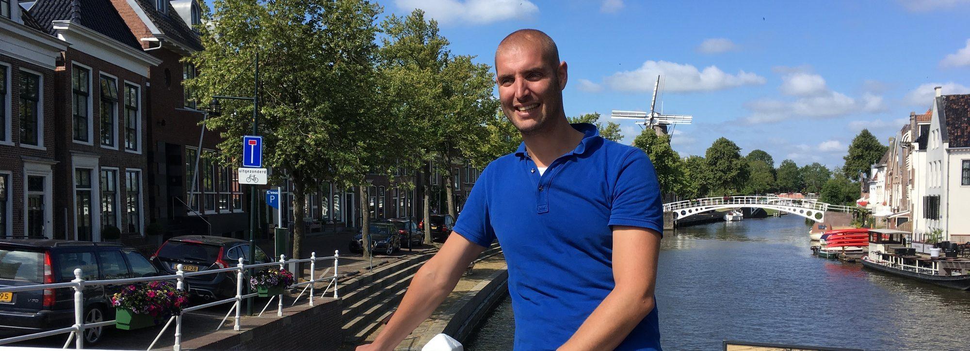 Daarom gaat Maarten van der Weijden die monstertocht zwemmen