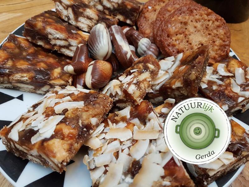 Gerda's delicious dadeltaart