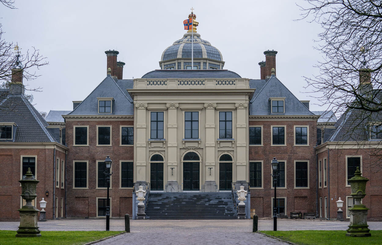 Koninklijk familie verhuisd naar Paleis Huis ten Bosch