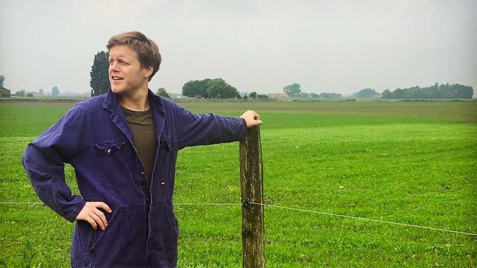 Lex reist door Nederland voor bijzondere verhalen van het platteland
