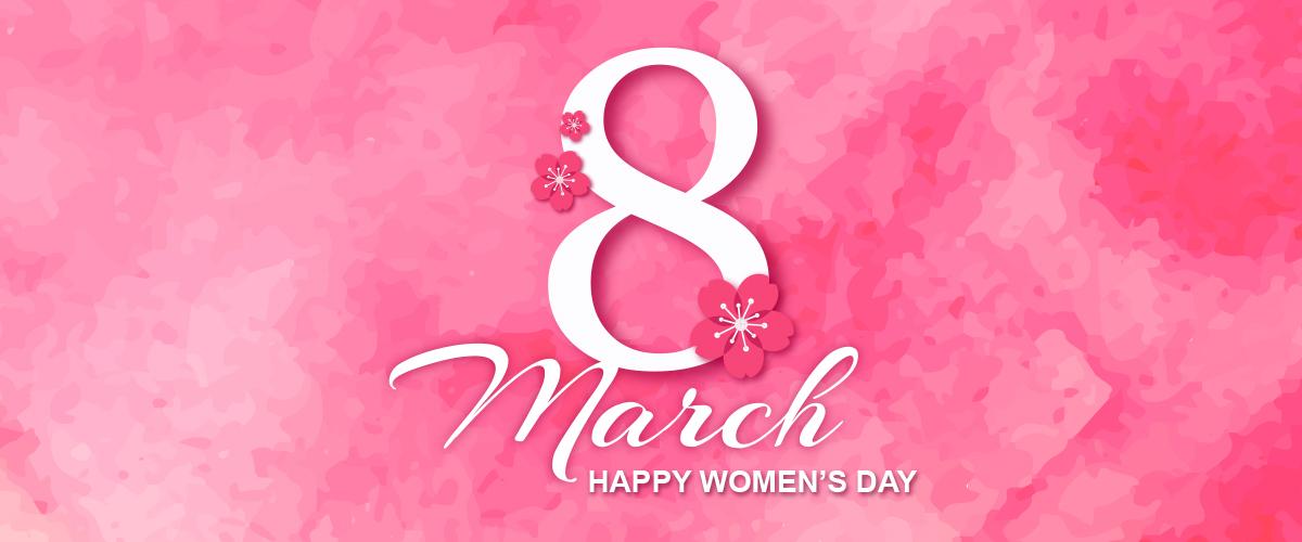 Vandaag is het Internationale Vrouwendag