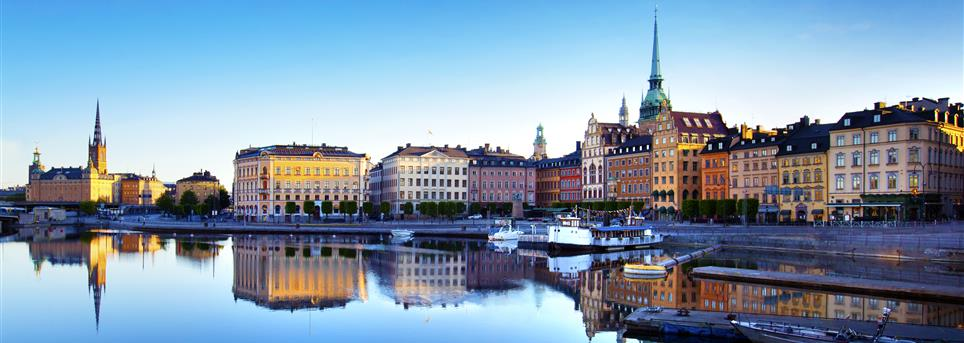 Vijf dingen die je gedaan moet hebben in de Zweedse hoofdstad Stockholm