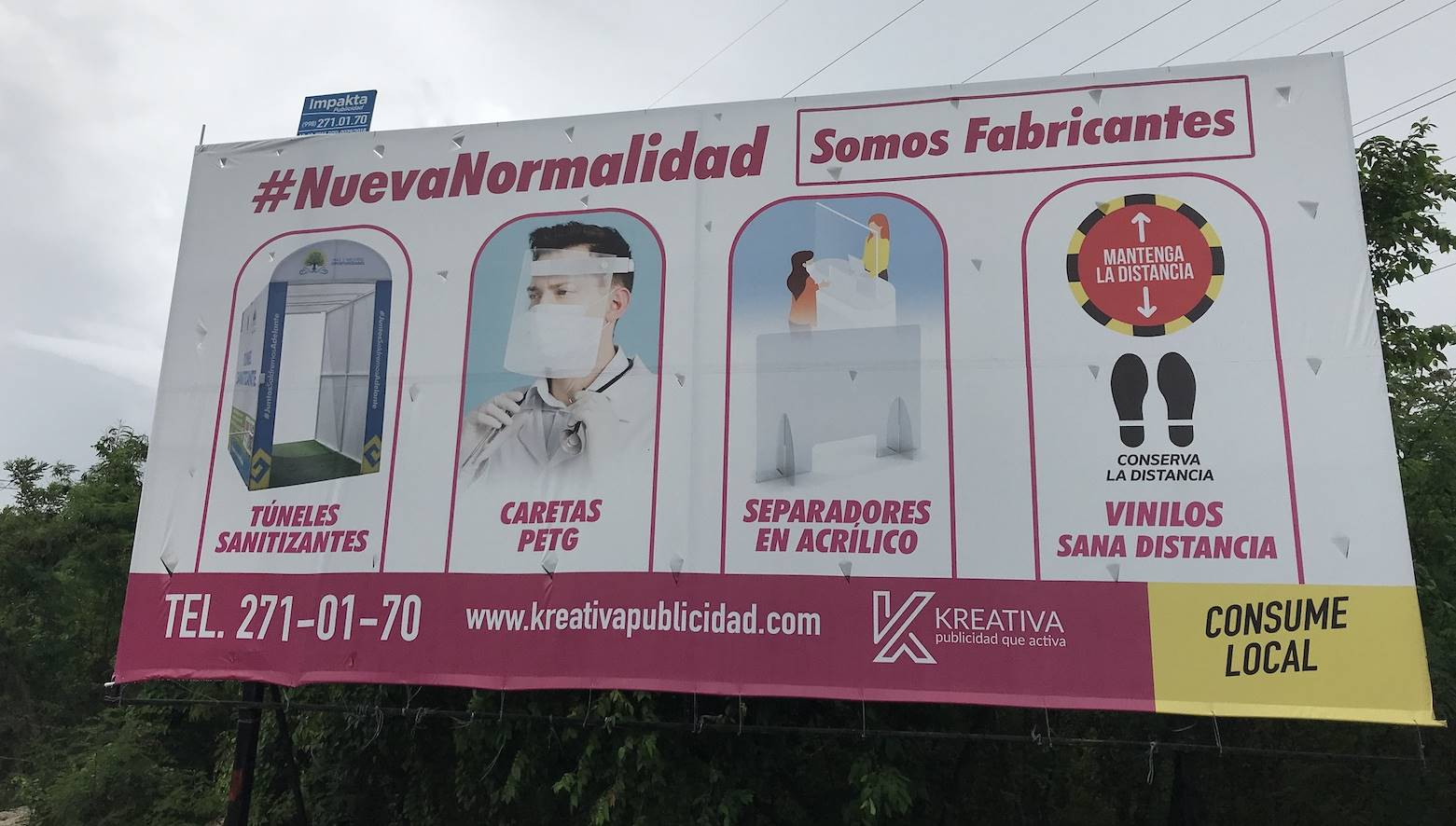 """Jeanette in Mexico:""""Eindelijk weer terug naar 'het nieuwe normaal'!"""""""