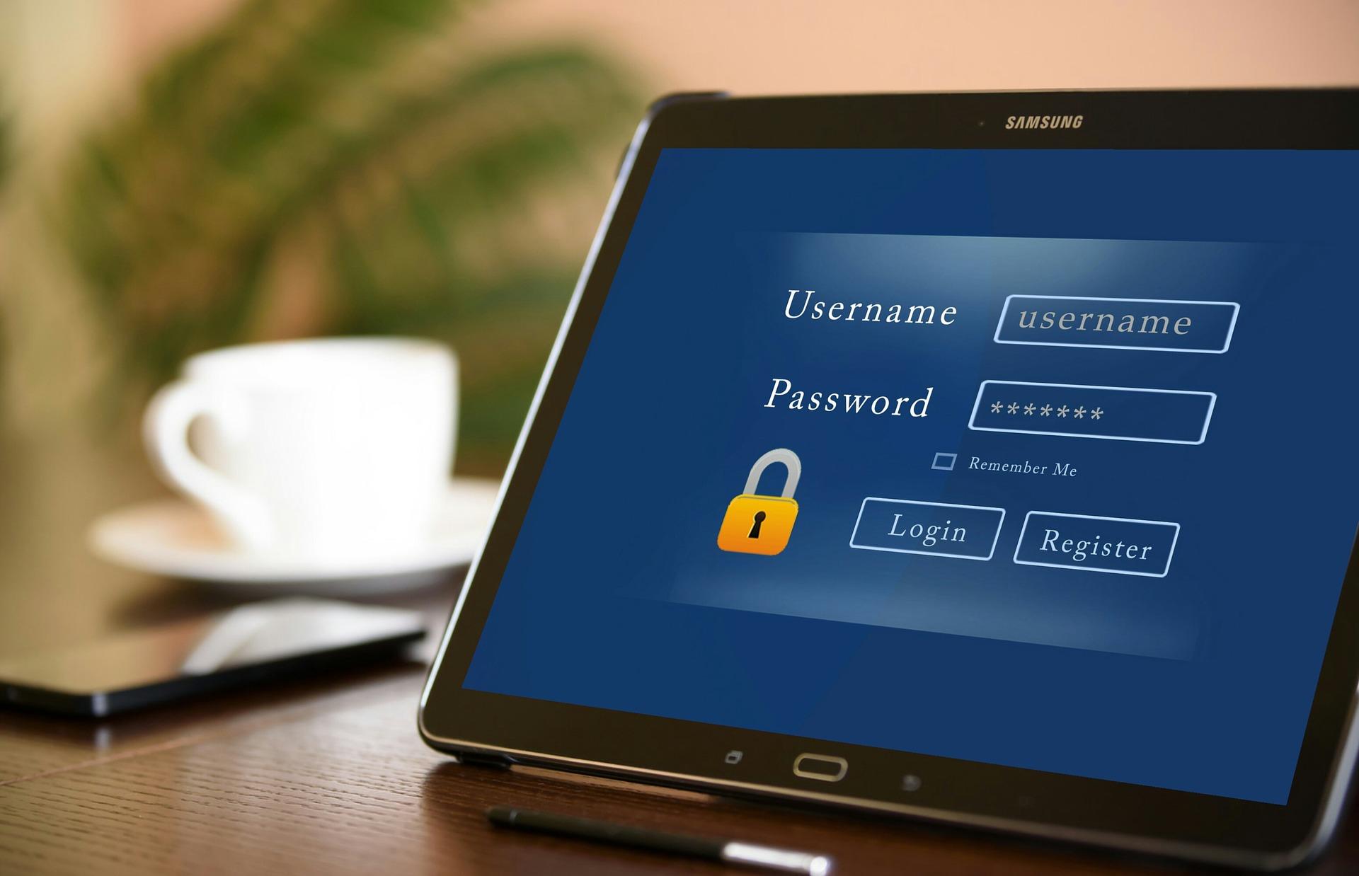 Rinnie's blog – Als het mis gaat met wachtwoorden