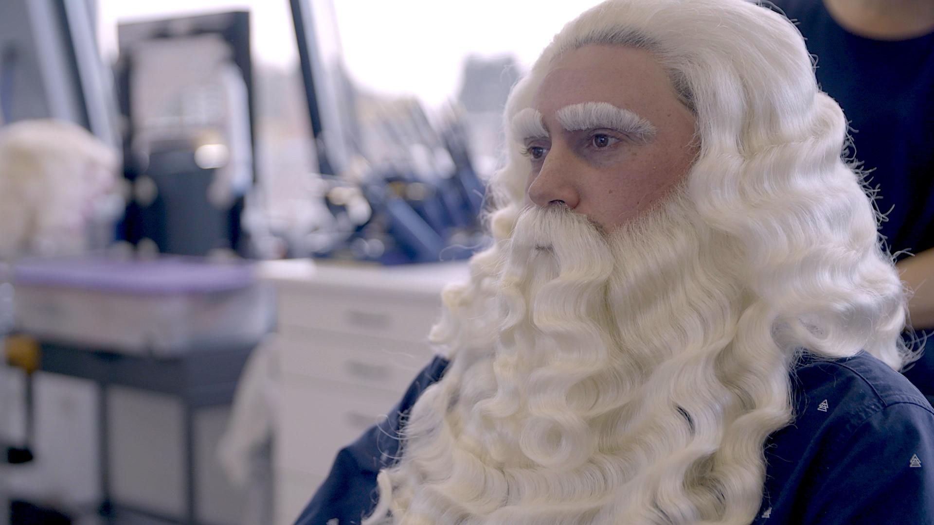 Donderdag in Keuringsdienst van waarde: de baard van Sinterklaas